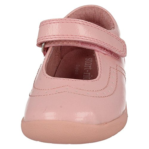 Filles Start Rite Chaussures style Mary Jane srss Alice Pale Pink Patent (Pink)