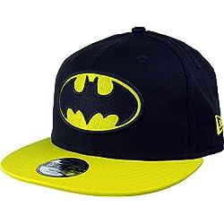 New Era Gorra con logo de Batman