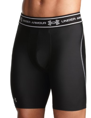 Under Armour Heatgear Core Vent Compression Short HERREN (XL (X-Large))