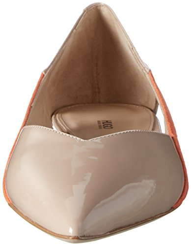 271 Damen 01 Geschlossene 10195629 Beige Beige Gwen Light Ballerinas HUGO ca4zBSB