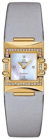 Omega 16357861 womens quartz watch