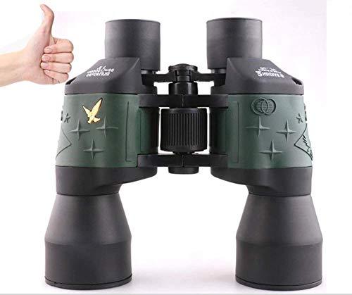 Télescope Jumelles 8x42 Vision nocturne infrarouge à faible niveau de lumière Grand oculaire Portable Étanche à l'azote Pêche, observation des oiseaux, observation des étoiles, concerts, alpinisme, cyclisme, camping, visites touristiques