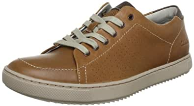 Clarks  Niven Life5 Lace-Ups Mens  Brown Braun (Tan Leather) Size: 13 (47 EU)