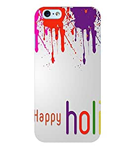 Generic Apple Iphone 6 Mobile Cover (Multicolor)
