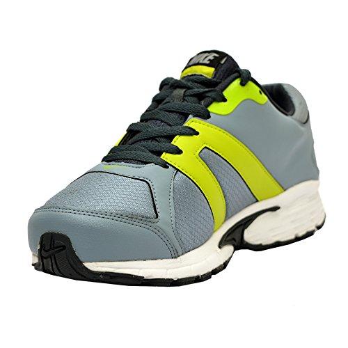 Nike-Mens-Ballista-IV-Magnet-Grey-and-Greenish-Yellow-Running-Shoes