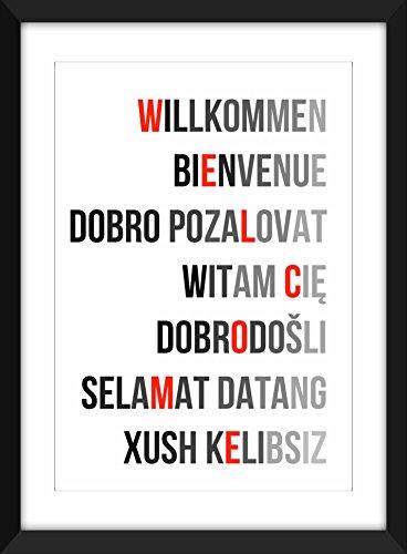 bienvenido-en-todos-los-idiomas-a3-a4-a5-5-x-7-8-x-10-typography-imprimir