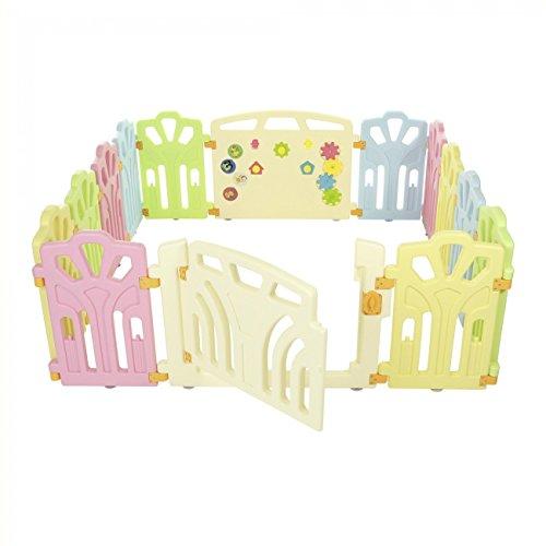 baby-vivo-playpen-made-of-plastic-with-door
