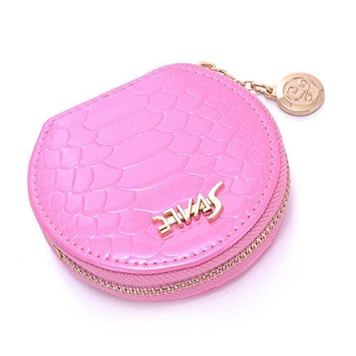 portafoglio donna/Sacchetto di monete/Moda europea tondo piccolo cambiamento borsa-D B