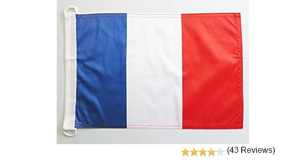 AZ FLAG Drapeau Corse 45x30cm PAVILLON Province Corse 30 x 45 cm Haute qualit/é