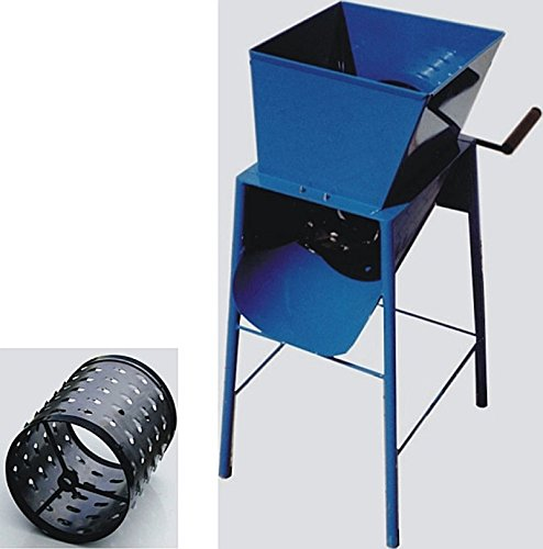 Land-Warenhaus Rübenmühle mit Fußgestell Futtermühle Rübenschneider Futtermuser Rübenhäcksler Futterschneider Möhrenreibe Rätzmühle Futterhäcksler