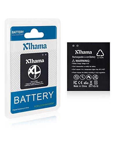 Xlhama batteria Xl-109Hm compatibile per SAMSUNG GALAXY CORE PRIME EB-BG360BBE 3,85 V 2000 mAh PRUDUZIONE 2017