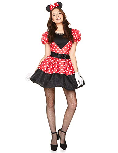 Miss Mouse Ladies Fancy Dress Animal Book Day -