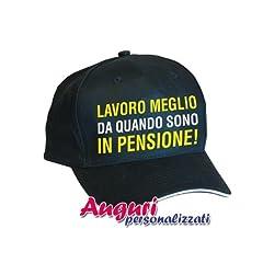Idea Regalo - Berrettino pensione