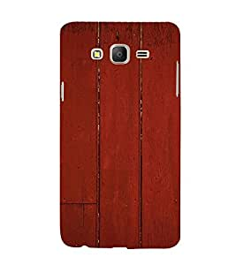 Designer Wood 3D Hard Polycarbonate Designer Back Case Cover for Samsung Galaxy On7 :: Samsung Galaxy On 7 G600FY