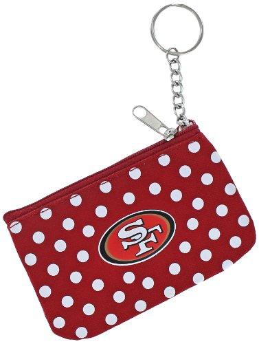 aminco NFL Arizona Cardinals/Personalausweis Münzfach, rot (Armband 49ers)