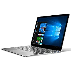 '(Nuevo Update) CHUWI lapbook Air 14.1 Pulgadas Ordenador portatil hasta 2,2 GHz Ultrabook Intel Celeron n3450 (14,1 FHD Pantalla, 1920 x 1080p, Windows 10, 8 GB de RAM, 128 GB ROM, Sensor G)
