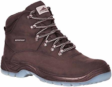 Steelite - Botas de Montaña (Transpirable, Impermeable, con Puntera, con Entresuela)