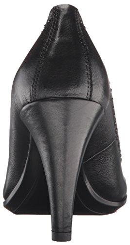 Scarpe con Donna 1001black Nero Pointy Shape Ecco 75 Tacco tAgUA