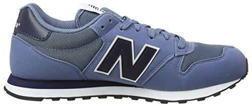 New Balance Gm500v1, Baskets Homme Bleu (Dusty Blue)