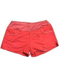 QIYUN.Z Mujeres Deporte Ocasional Running Tenis Yoga De La Aptitud De Estiramiento De Los Pantalones Cortos Pantalones Cortos