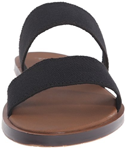 Sanuk Womens Yoga Gora Sandal Black