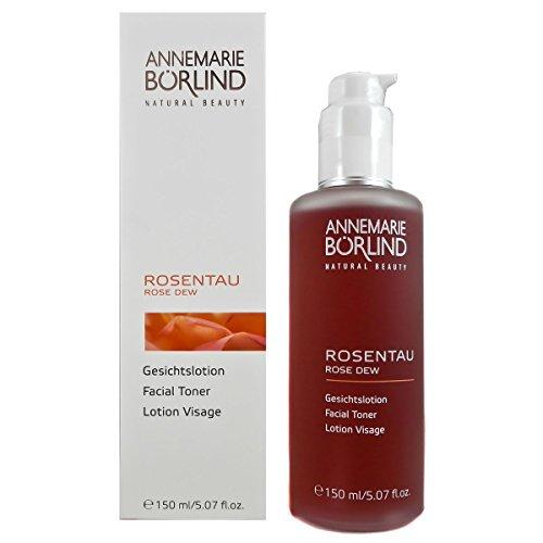 Annemarie Börlind Rosentau Hydro Stimulant femme/woman, Gesichtslotion, 1er Pack (1 x 150 ml) -