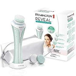 Remington Gesichtsreinigungsbürste REVEAL FC1000, Dual-Action-Technologie – vibrierend und rotierend, weiß/mintgrün