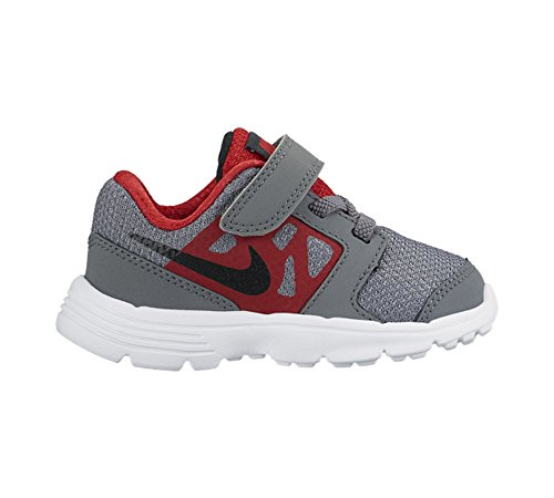 Nike Downshifter 6 (Td), Chaussures de Football Mixte Bébé Gris (Cool Grey / Black-University Red-White)