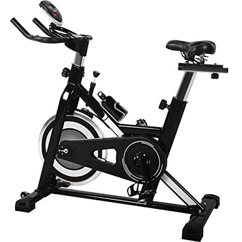 41pv2Dr3ByL. SS500  - JYKJ Professional Indoor Fitness Bike Training Computer And Elliptical Cross Trainer With Shock Absorption System Fixed Bicycle For Home Aerobics Gym Exercise