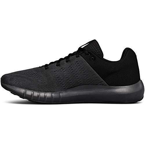 Under Armour Herren Micro G Pursuit Sneaker, Grau (Anthracite  (104)), 43 EU (Schuhe Running Armour Herren Under)