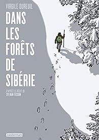 Dans les forêts de Sibérie (BD) par Tesson