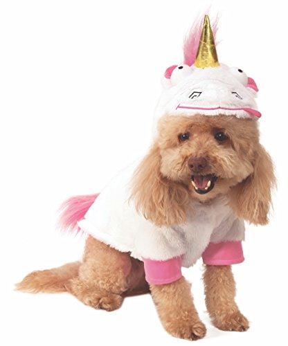 Rubie 's Despicable Me flauschig Pet Kostüm, Mittel (Despicable Halloween-kostüm Me)