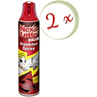 Oleanderhof® Sparset: 2 x SCOTTS Nexa Lotte® Ultra Insektenspray, 400 ml + gratis Oleanderhof Flyer preisvergleich bei billige-tabletten.eu