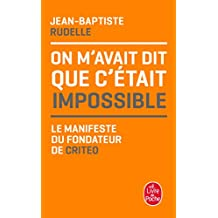 On m'avait dit que c'était impossible