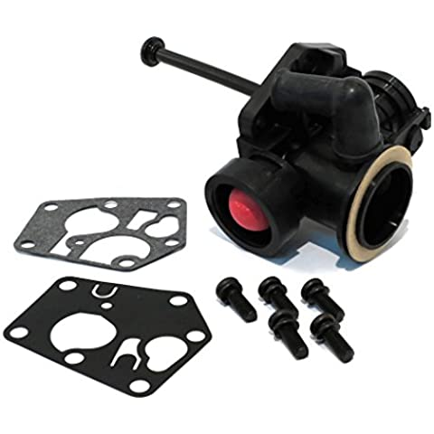 Carbohidratos Carburador Briggs & Stratton 498809 / 498809a / 497619 Pequeño Motor
