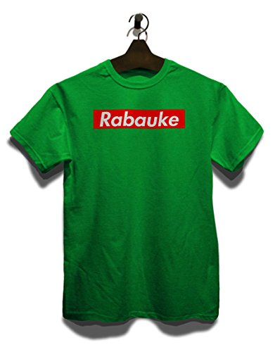 Rabauke T-Shirt Grün