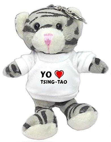 gato-gris-de-peluche-llavero-con-amo-tsing-tao-en-la-camiseta-nombre-de-pila-apellido-apodo
