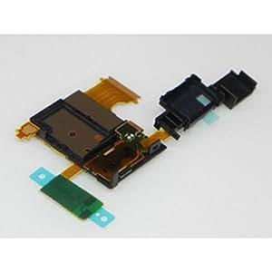 Nappe Lecteur Carte Sim Pour Sony Ericsson Xperia Ion LT28i