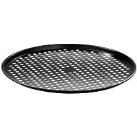 Premier Housewares - Bandeja de horno con orificios para pizzas (1 x 36.5 Cm) 8 mm