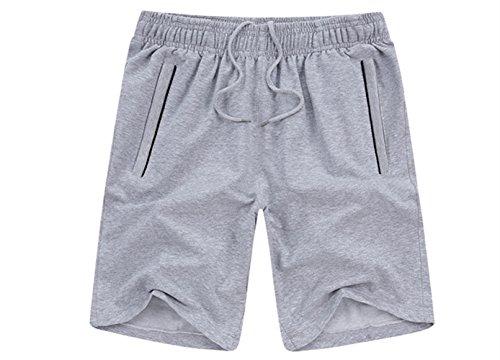 fyx-short-homme-de-sports-gris-sechage-rapide-en-cuton-3xl