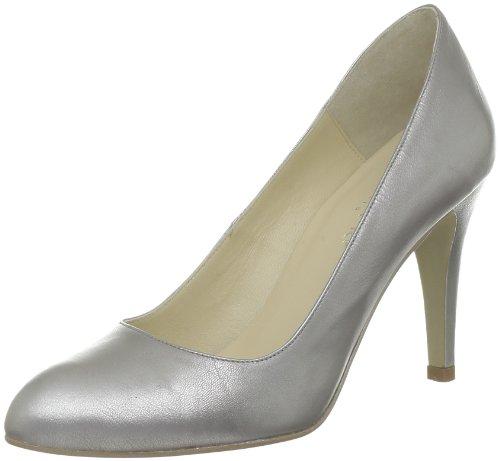 JONAK 11206 088-11206ME/E3, Scarpe col tacco donna grigio (Gray - Grau (metal))