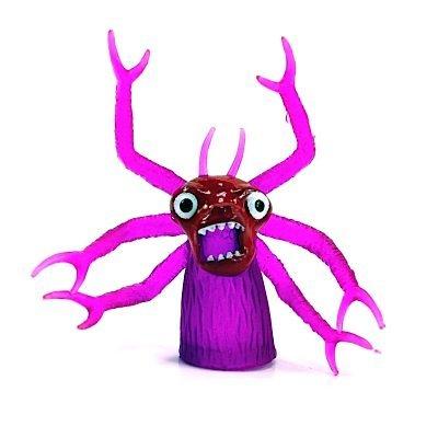 Finger-Monster SCARY SIX purple - Beast for your Finger