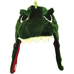 Kigurumi Gorro Tapa Disfraz–Dinosaurio