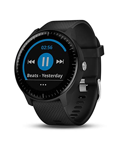 Zoom IMG-1 garmin vivoactive 3 music smartwatch