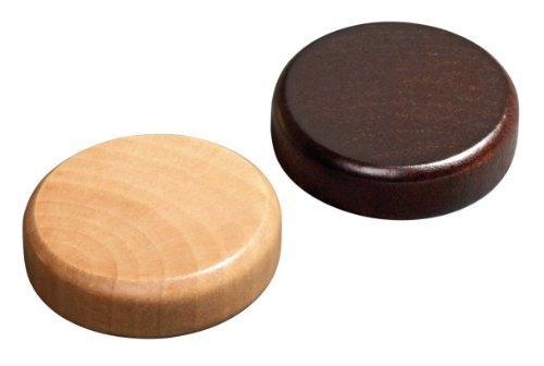 Philos 4104 - BG-Spielsteine, Gross (Holz-backgammon-board)