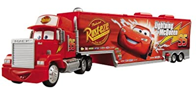 Disney Pixar Cars Mack Truck Bachelor Pad Playset [Toy] (japan import) de Takara Tomy