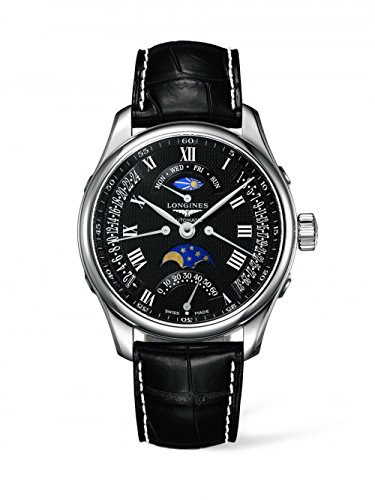 Longines The Master Collection Retrograde Moon Phases L2.739.4.51.7