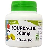 huile de bourrache 500mg - 90 capsules