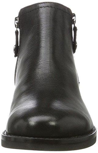 Geox - D Promethea F, Stivali Donna Nero (Black)