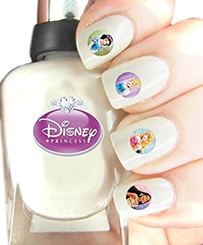 Childrens Nail Art Stickers - Fun and easy to use! Ideal Christmas Present / Gift - Great Stocking Filler